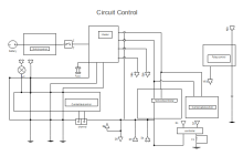 Circuit Control Diagram