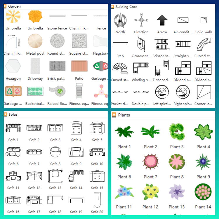 Drafting Symbols 2