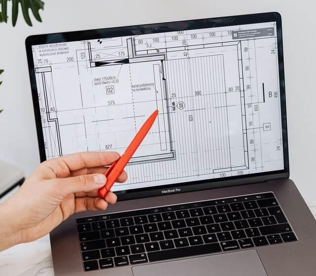 Create a 2D Floor Plan