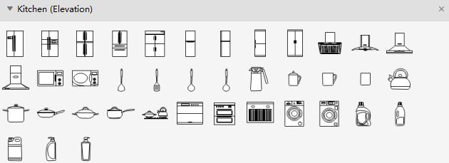 Elevation Symbols
