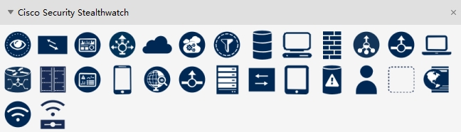 cisco security stealthwatch icons