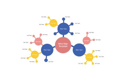 mapa conceptual en blanco