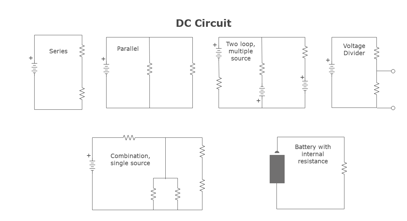 circuit diagram example 1