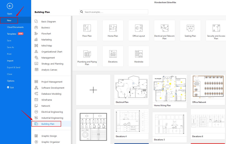 Simple floor plan software free