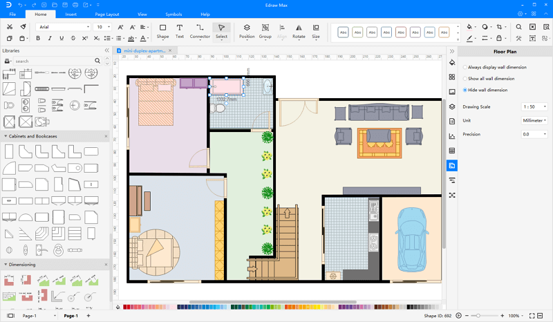 Free Download Floor Plan Designer