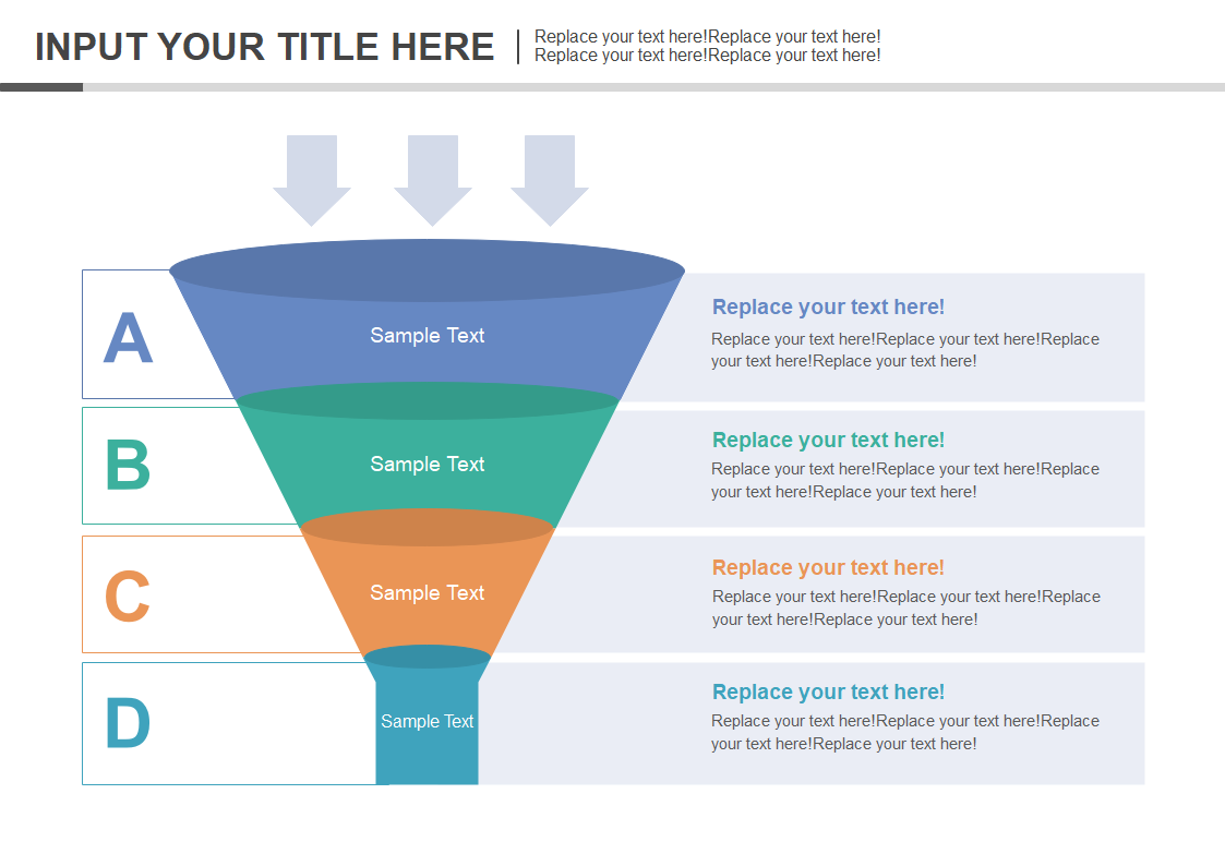 Funnel Chart Example