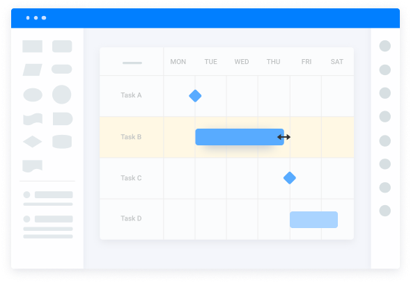 Organize & Schedule Tasks Quickly