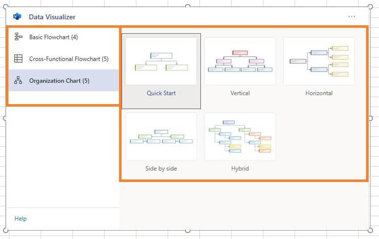Create a Visio Diagram