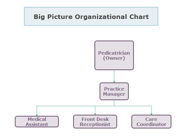 Big Picture Organizational Chart