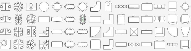 home office symbols