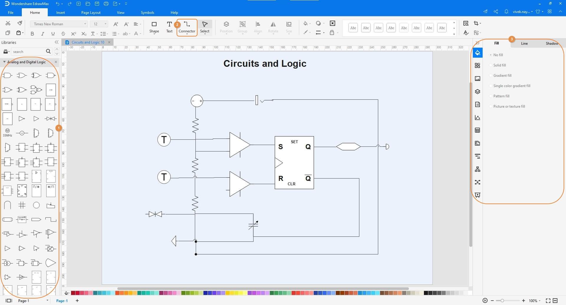 Modify the Circuit