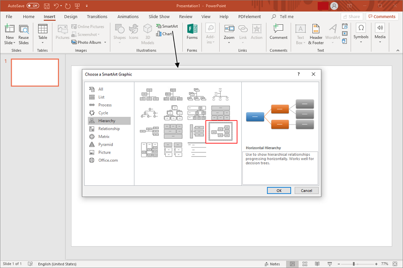 3 Steps to Make a Mind Map Using Microsoft PowerPoint