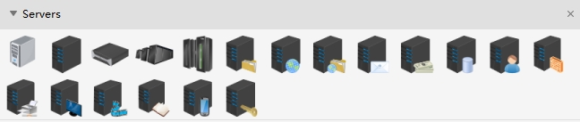 Servers Shapes