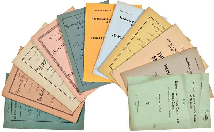 History of Pamphlets