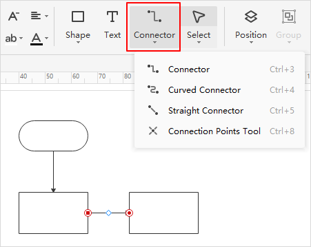 Connect Symbols