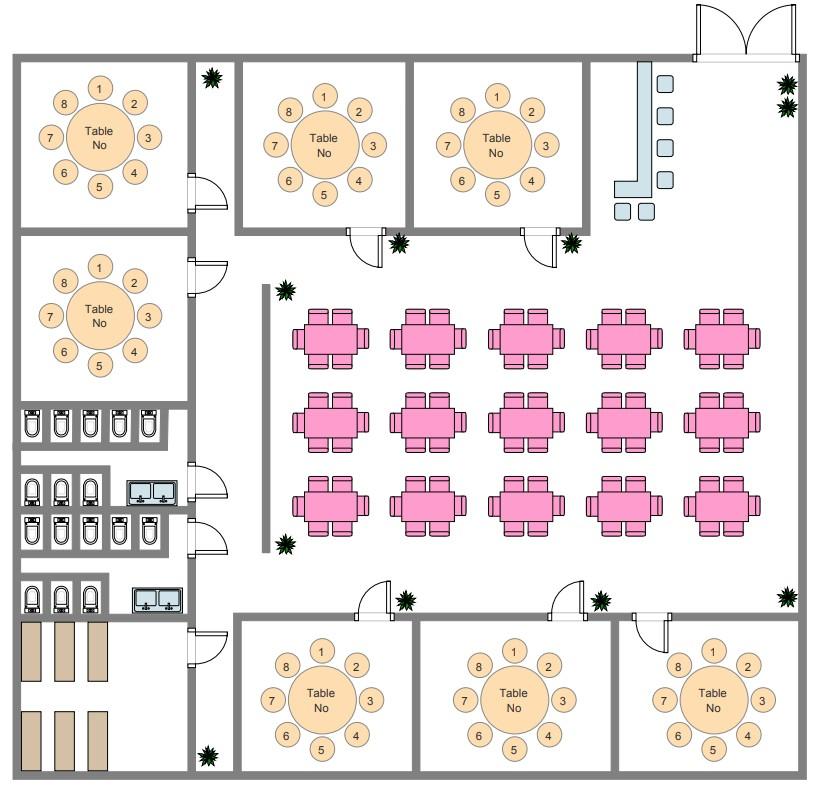 Seating Floor Plan