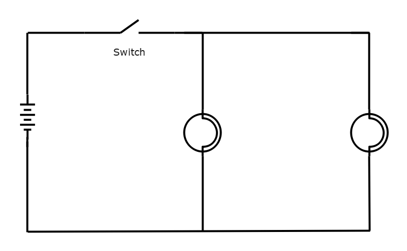 Parallel Circuit - Switches