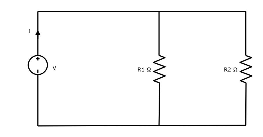 Parallel Circuit - Resistance units
