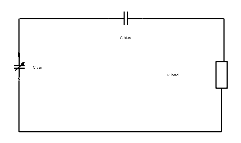 Series Circuit - Capacitors