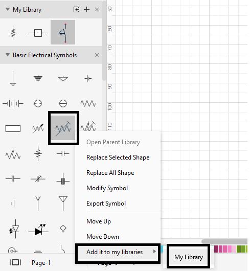 Add Symbols