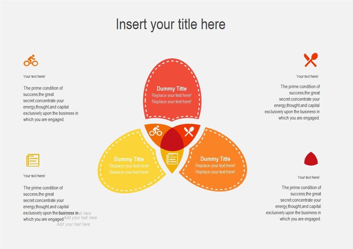 3 Sectors Venn Diagram