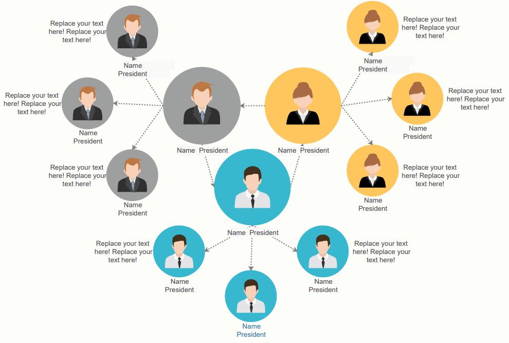 Network Organizational Structure