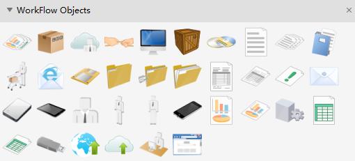 Workflow Object Symbols