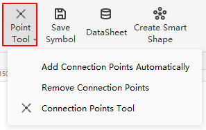 symbol point tool