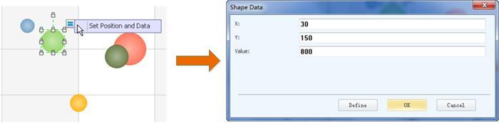 Bubble Chart Add Data