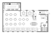Diseño de Comedor/Cafetería