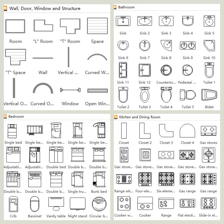 Drafting Symbols 1