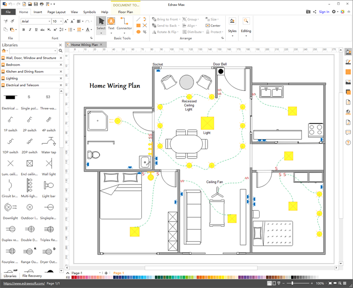 Diagram Electrical House Wiring Diagram Software Full Version Hd Quality Diagram Software Eulerdiagram Ginendo It