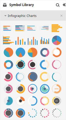 EdrawMax Infographic Symbols