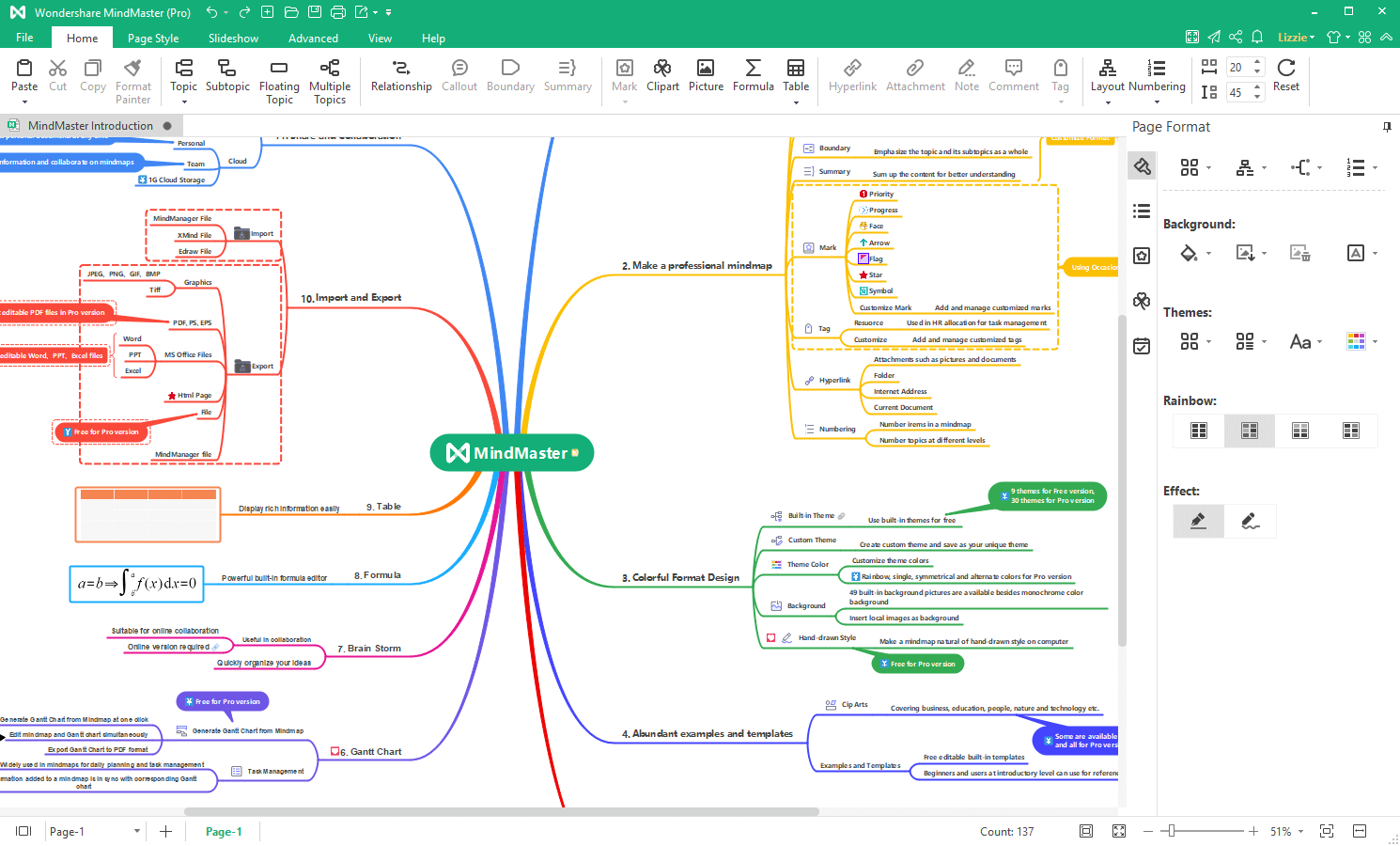 Free Mind Map Software