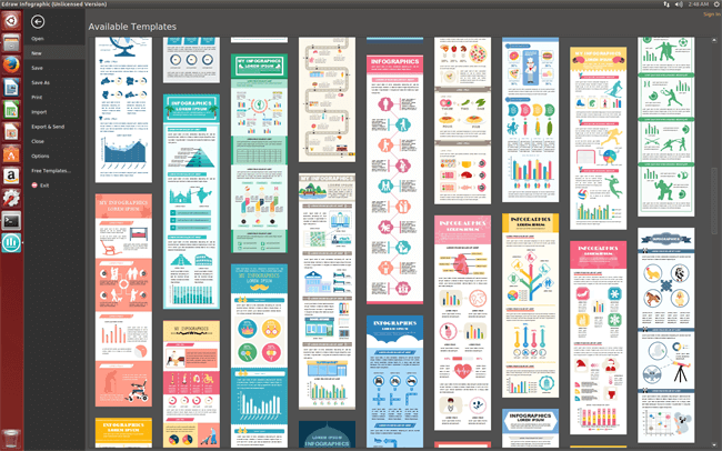 design infographics with edraw infographic