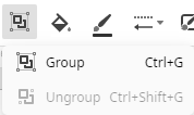 group button