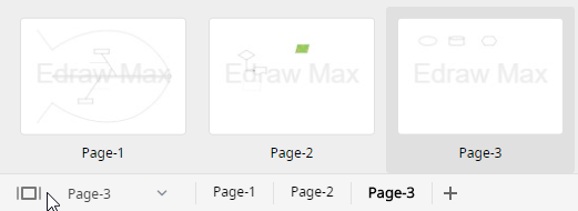 preview page pane
