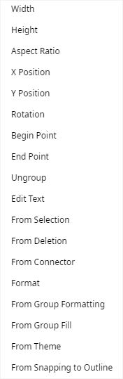 protect feature menu