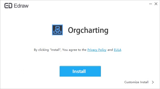 orgcharting install