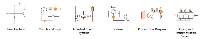 Electrial Engineering Diagram Type