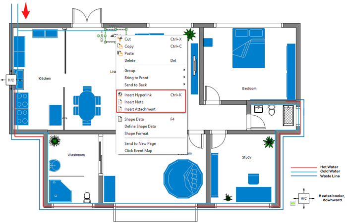 How To Create House Electrical Plan Easily