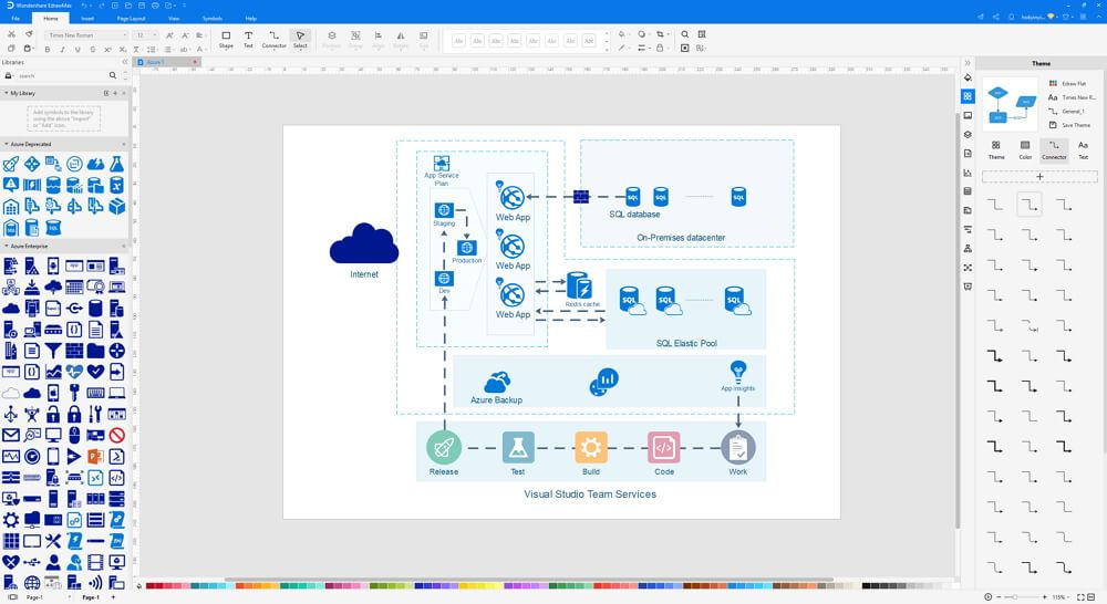 How to Create An Azure Diagram