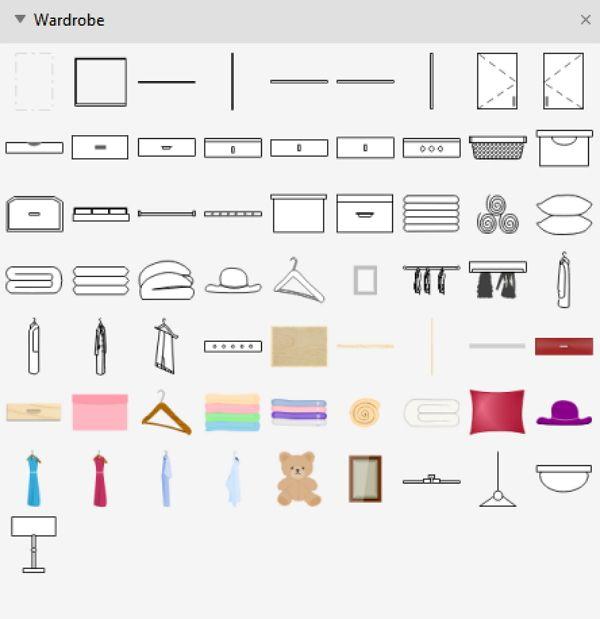 Floor Plan Symbols