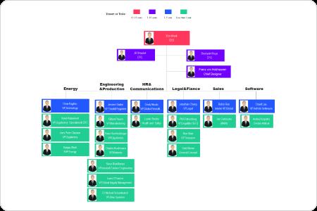 Tesla org chart