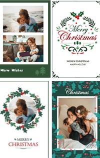 クリスマスカード12