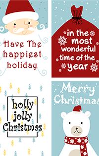 クリスマスカード13