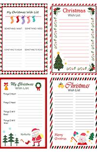 クリスマスTo do list1