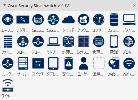 Cisco Security Stealthwatch アイコン