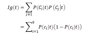 不純度を表す関数