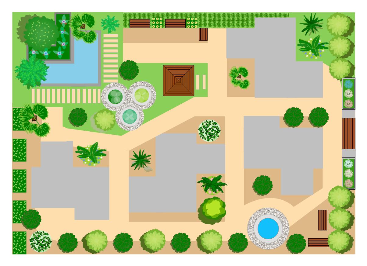 造園設計例